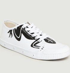 Sneakers G2 x Agnès b.