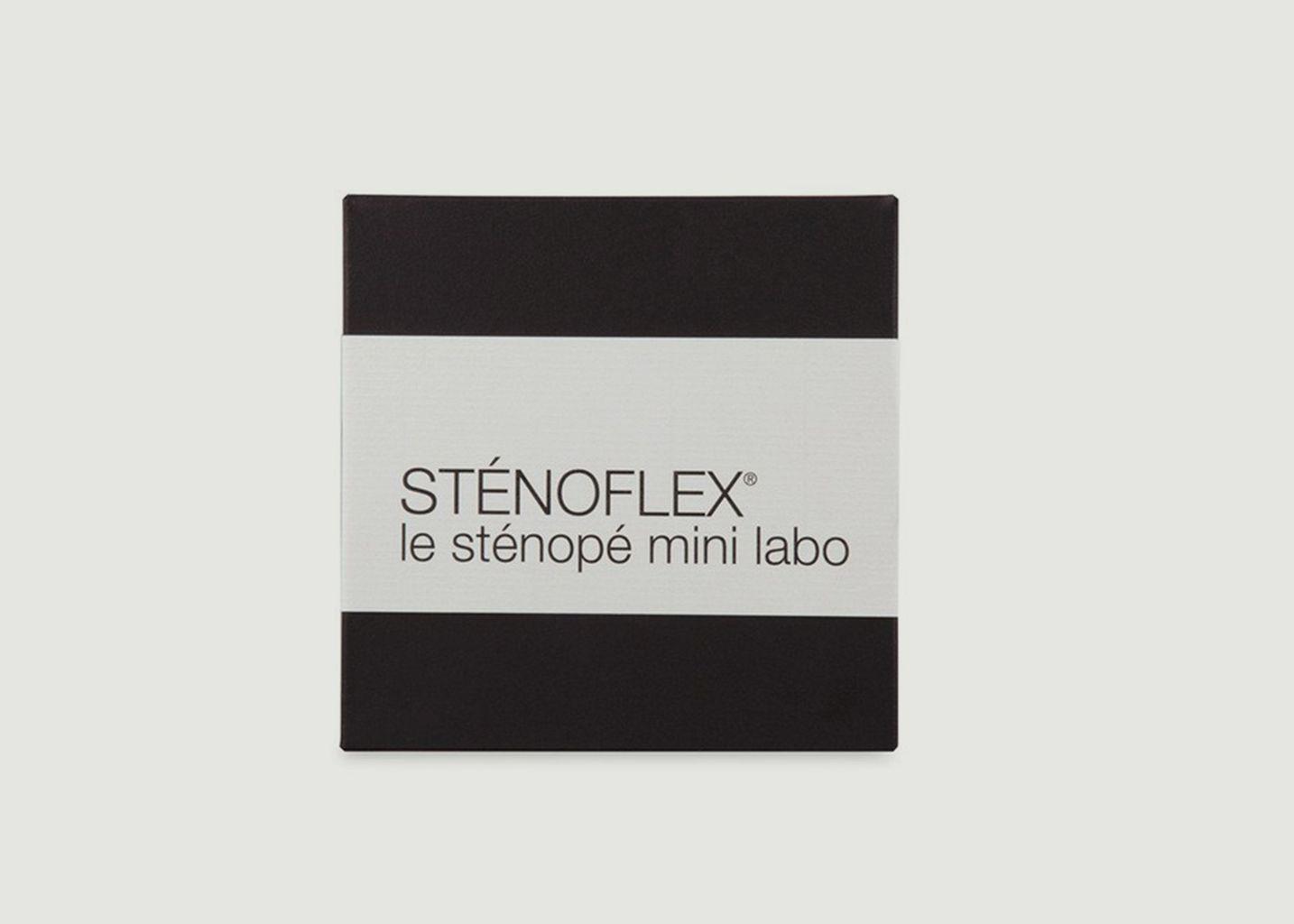 Le Sténopé Mini Labo Classique - Kit Appareil photo - Sténoflex