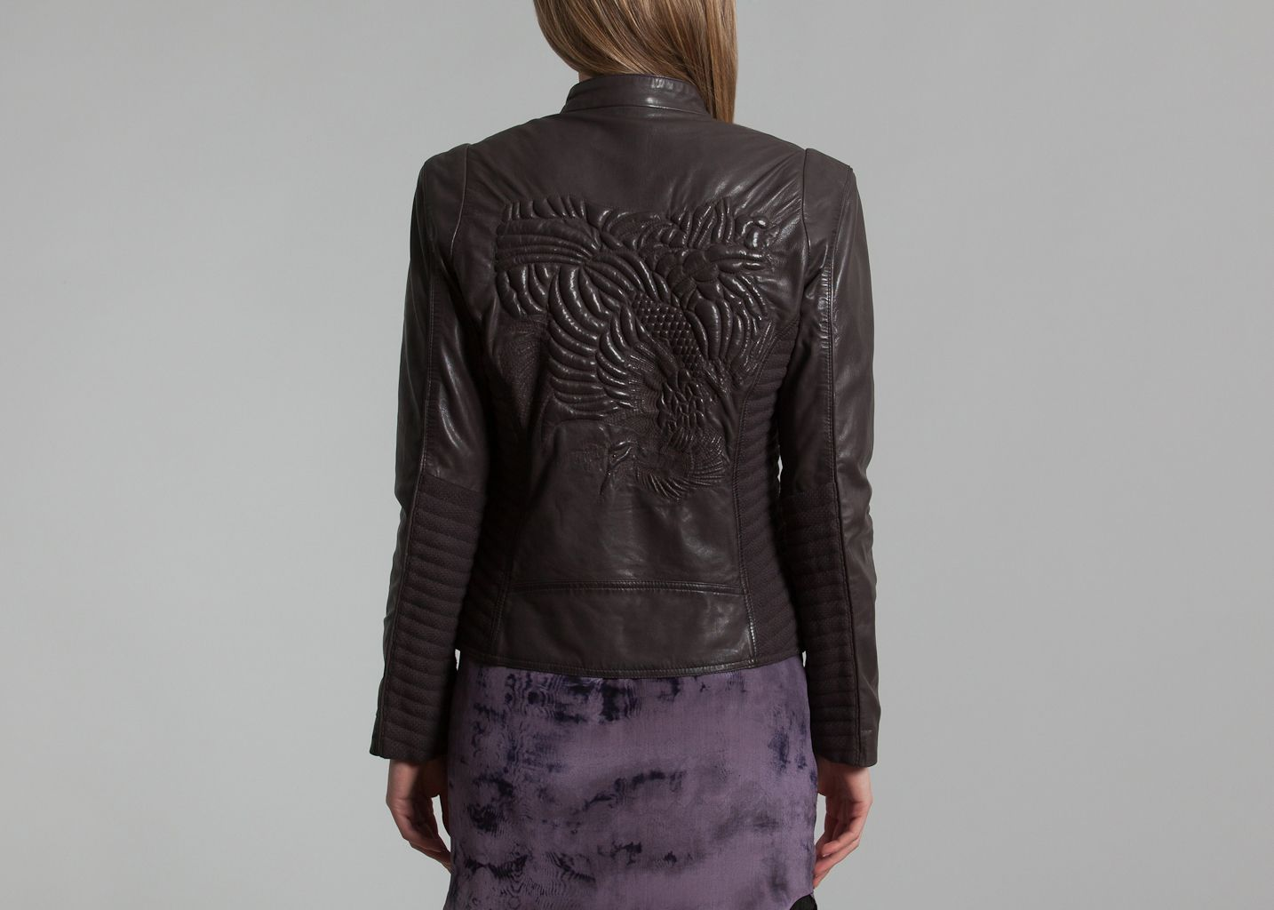Black Pearl Jacket - Stéphanie Vaillé