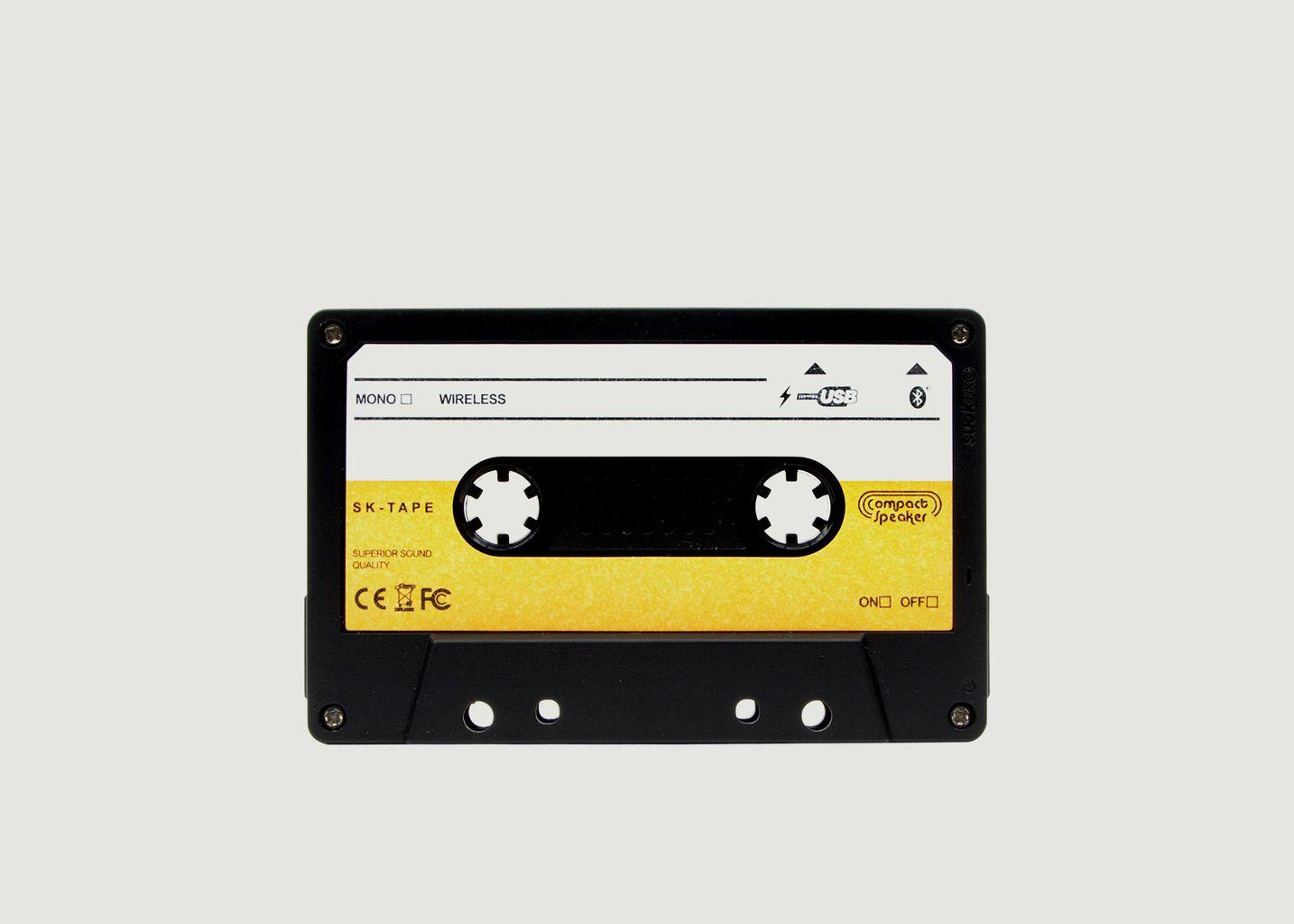 Haut-parleur cassette sans fil - Suck UK
