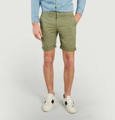Gas Chino shorts