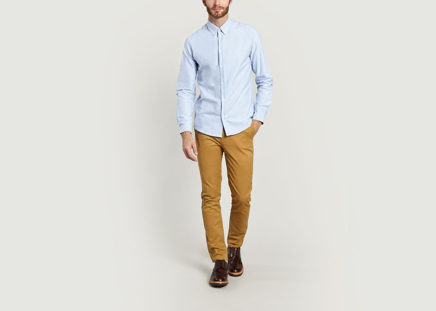 Chemise Noos Oxford Dot - SUIT