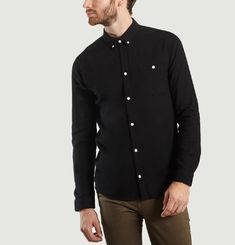 Chemise Perry En Flanelle