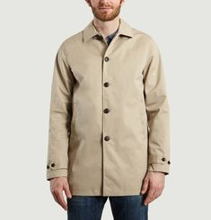 Sylvester Trench Coat