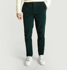 Pantalon Saxo en Velours
