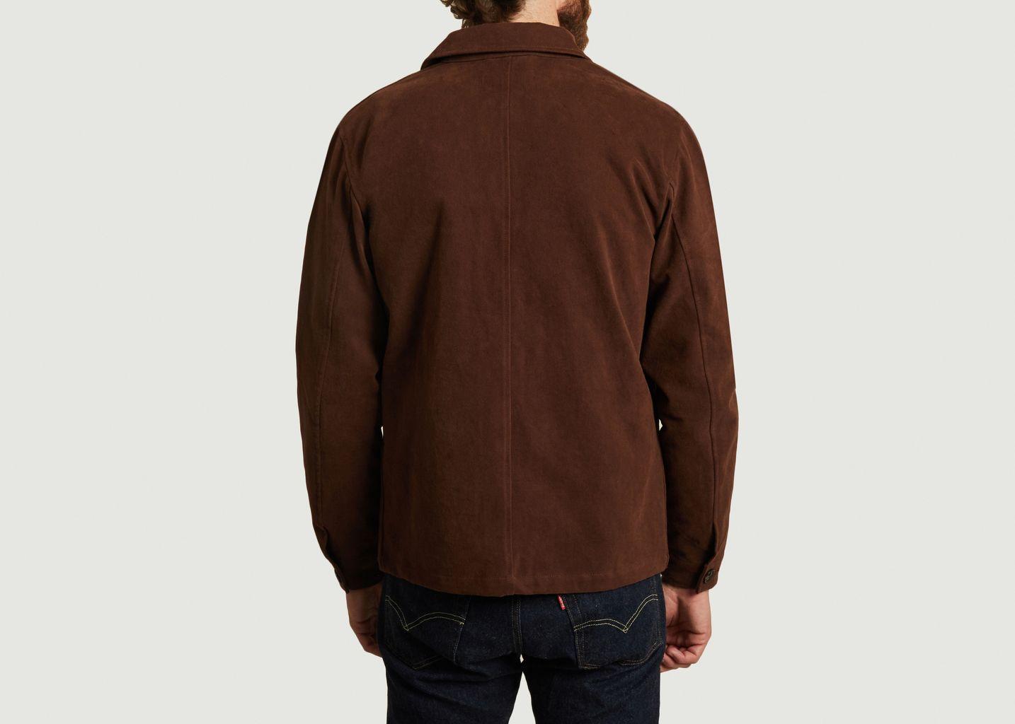 Blouson boutonné en coton Four - SUIT