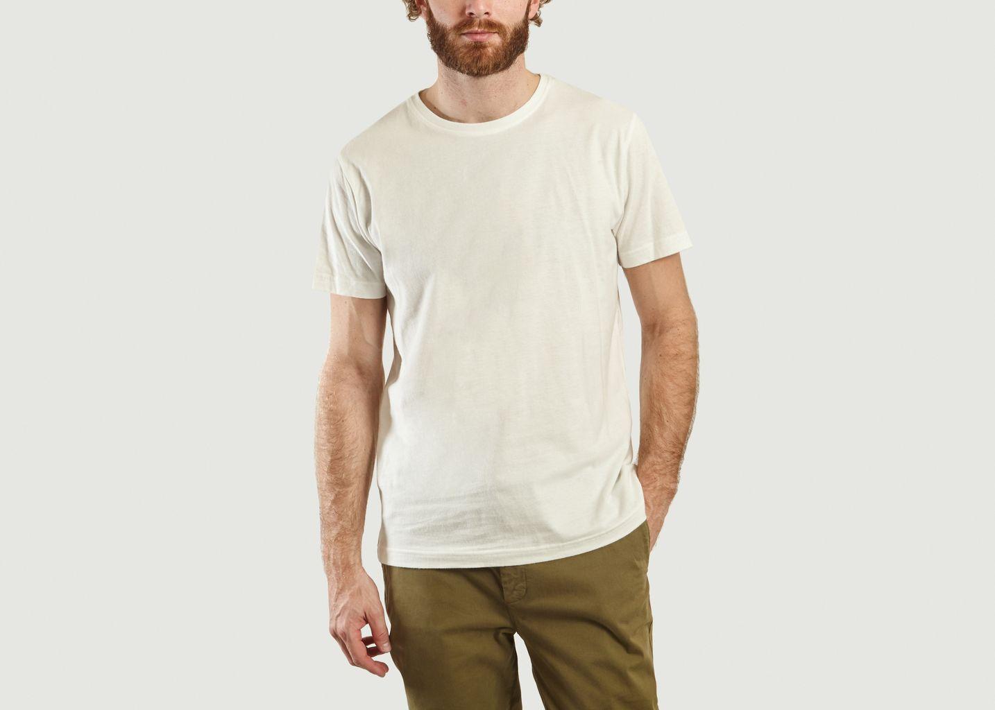 T-Shirt En Coton Bio Baldur - SUIT