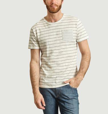 T-Shirt Rayé Bernie
