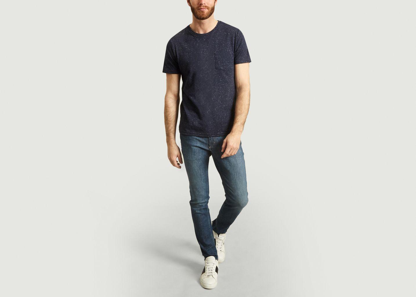 T-Shirt Moucheté Billy - SUIT