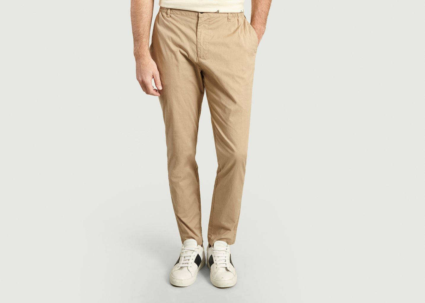 Pantalon Gilbert en coton mélangé - SUIT
