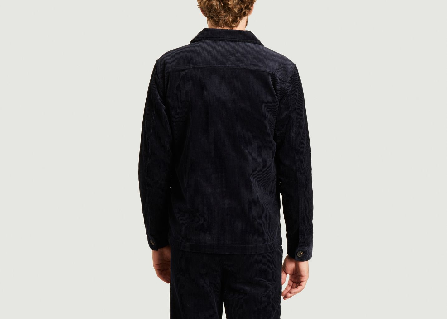 Veste zippée Matt - SUIT