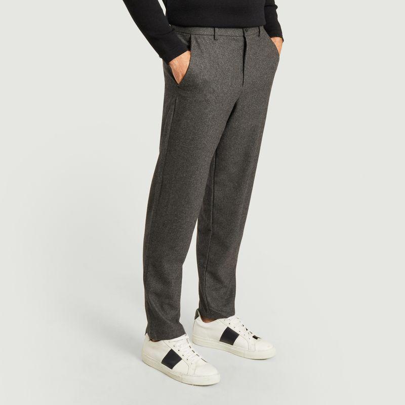 Pantalon Nate en laine - SUIT