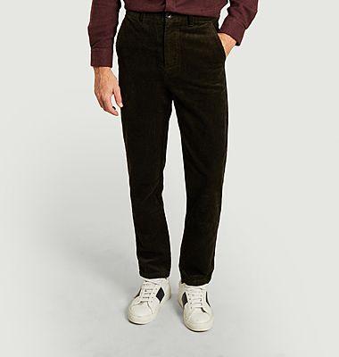 Pantalon Nate velours côtelé