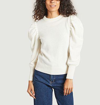Pacher ballon sleeves sweater