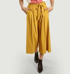 Jasper 7/8th wide trousers