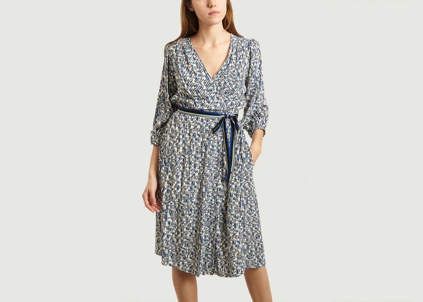 Robe Carmela Imprimée - Suncoo