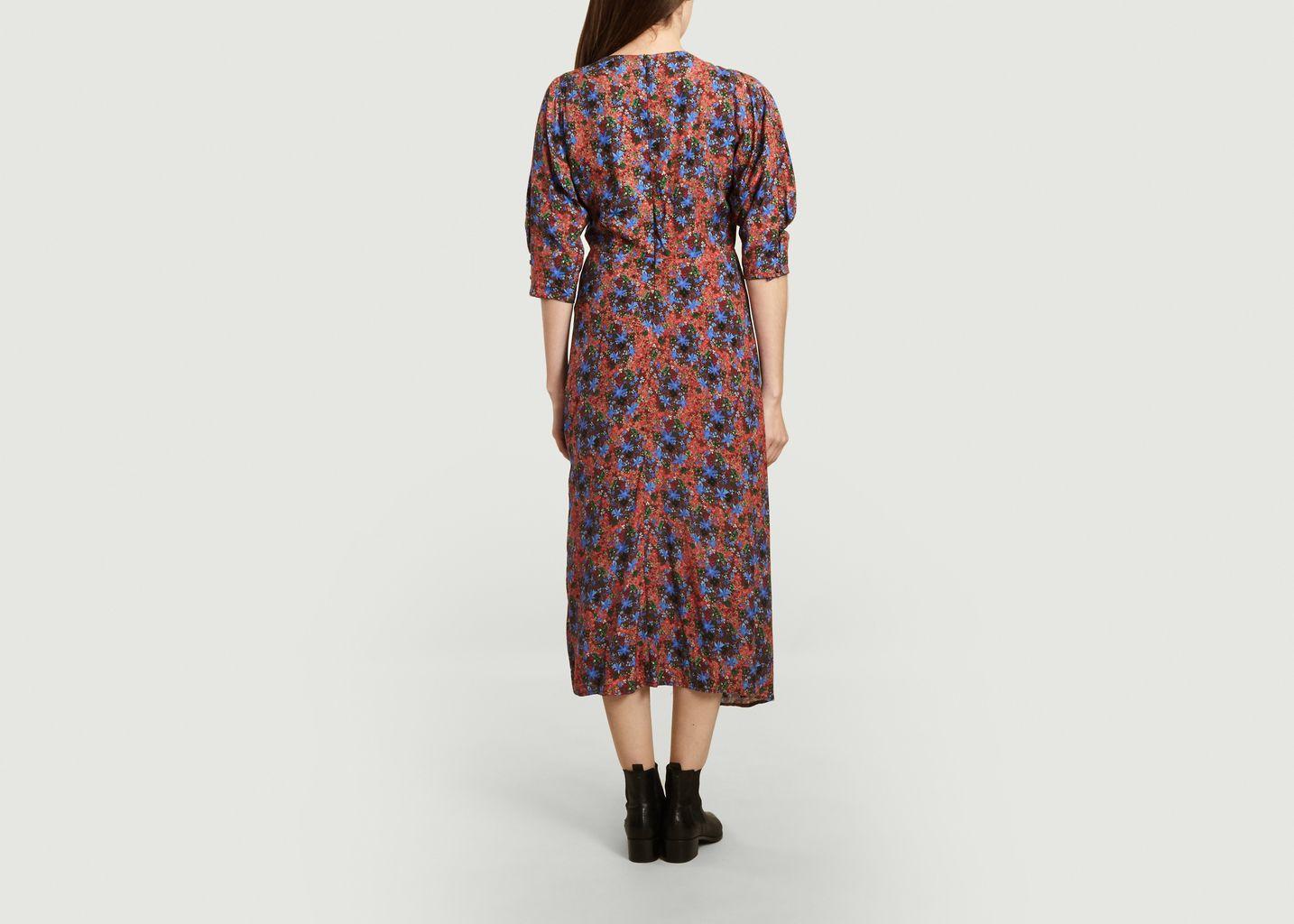 Robe Cephora à imprimé fleuri  - Suncoo