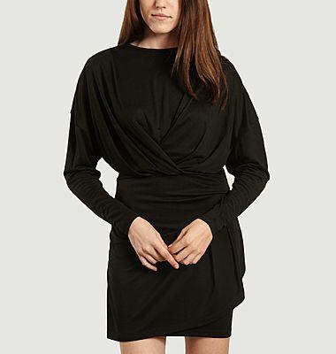 Robe Cassis Noire