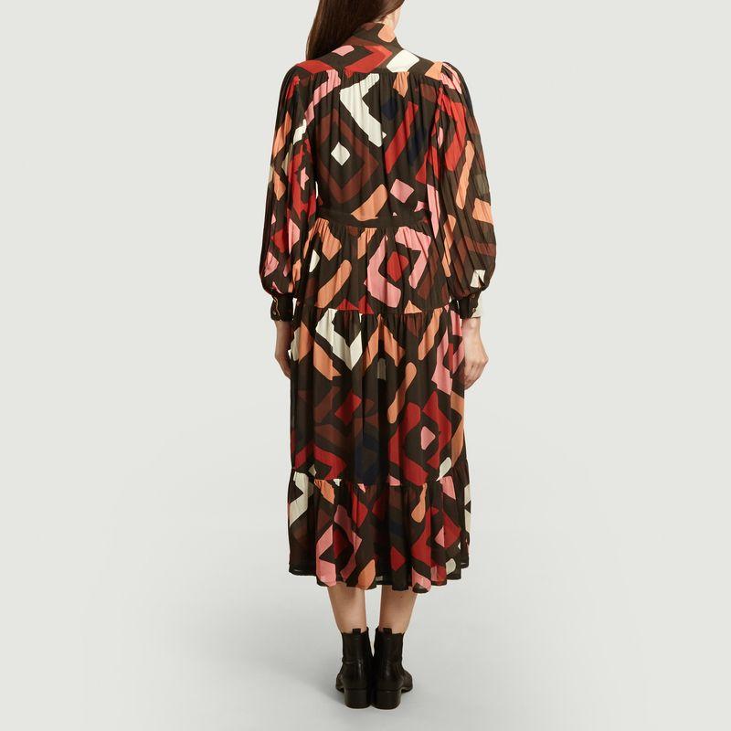 Robe Chelby imprimée - Suncoo