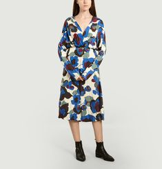 Printed Cladie dress