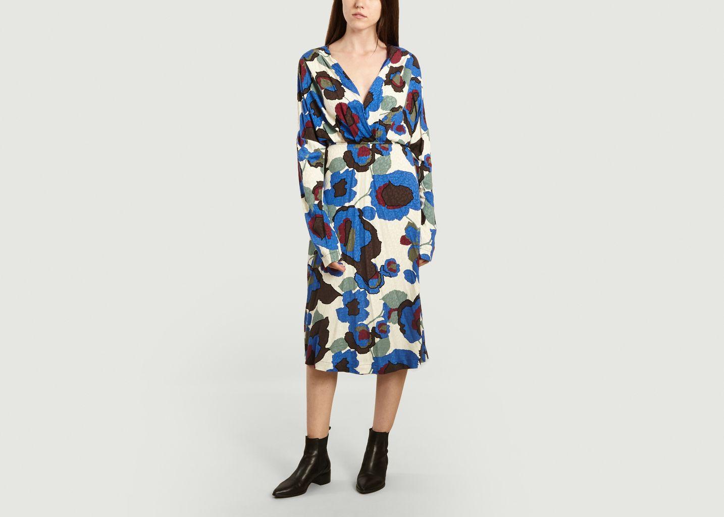 Robe Cladie imprimée - Suncoo