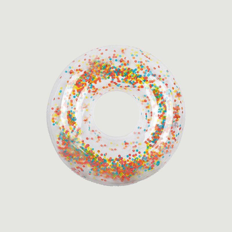 Bouée Confettis - Sunny Life