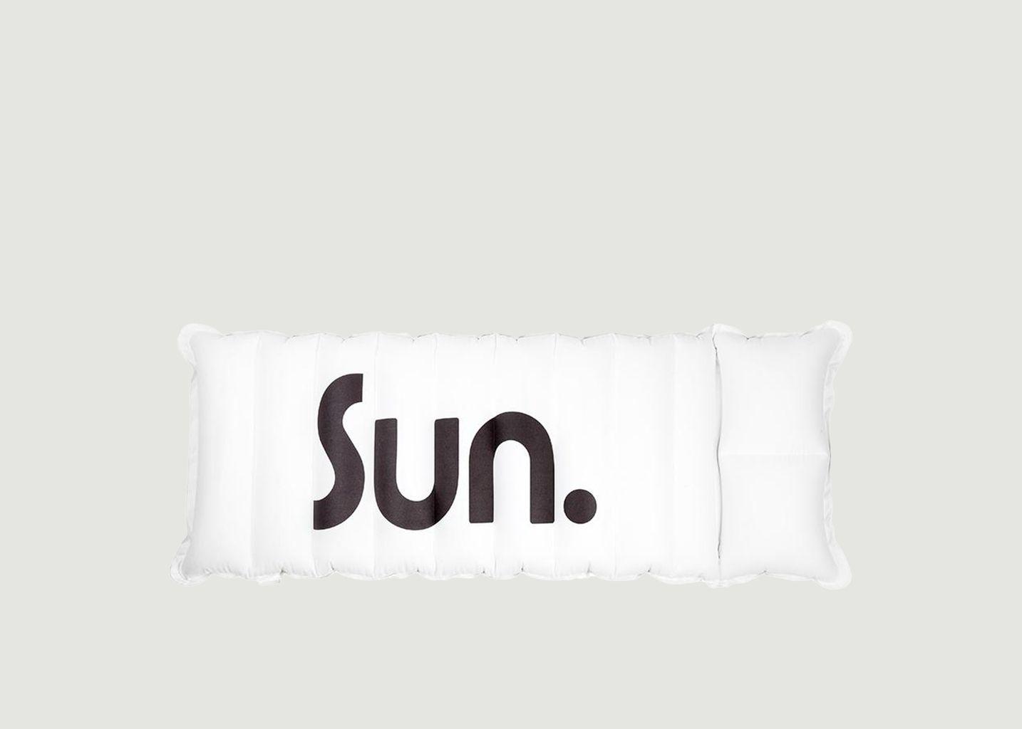 Matelas gonflable de piscine  - Sunny Life
