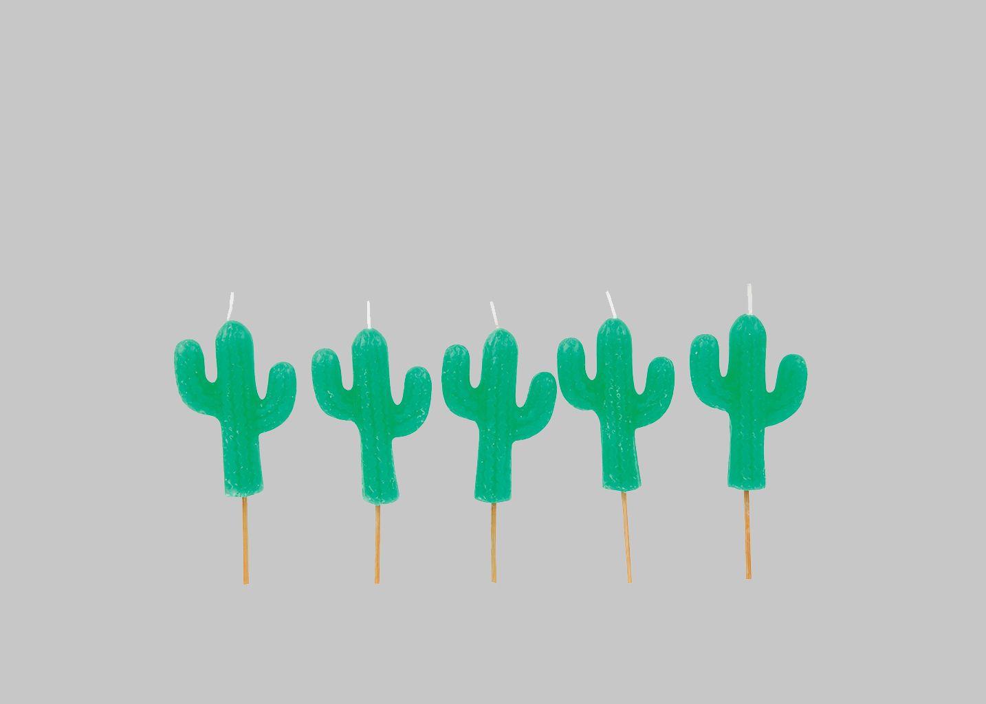 Bougie Cactus  - Sunny Life