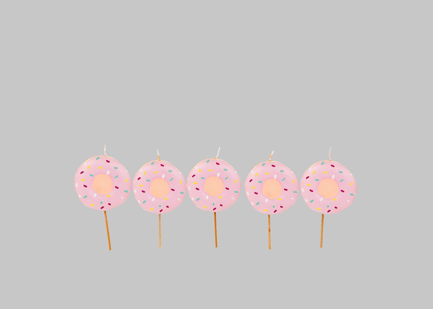 Bougies Donuts  - Sunny Life