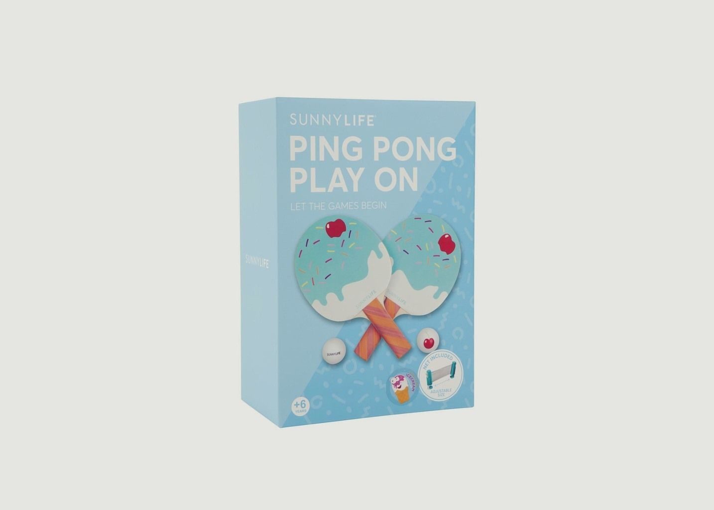 Jeux Ping-Pong Glace - Sunny Life