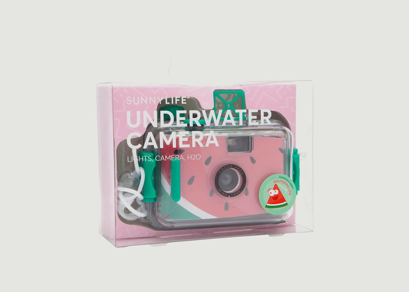 Appareil Photo Waterproof Watermelon - Sunny Life