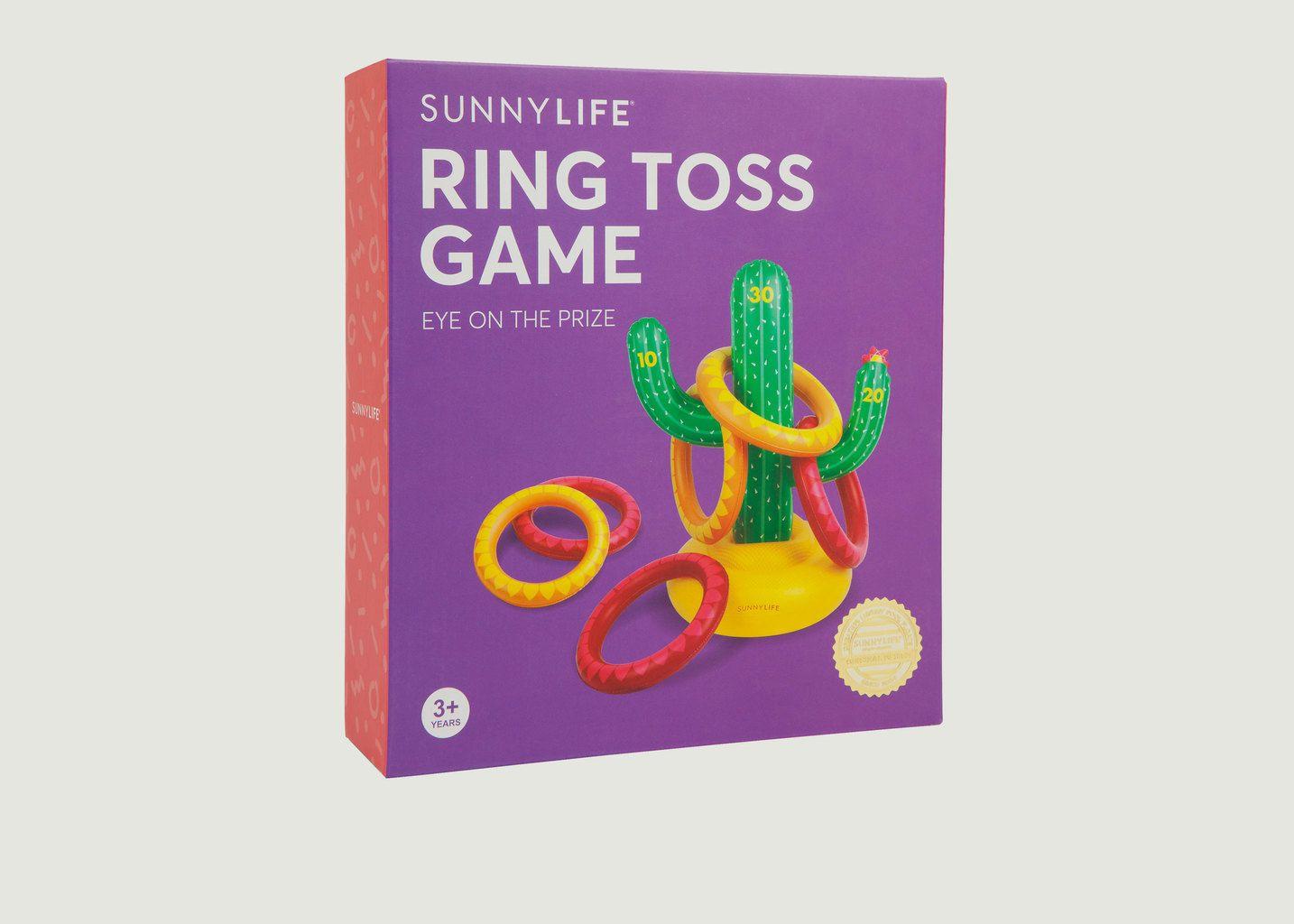 Jeu D'Anneaux Gonflable Cactus - Sunny Life