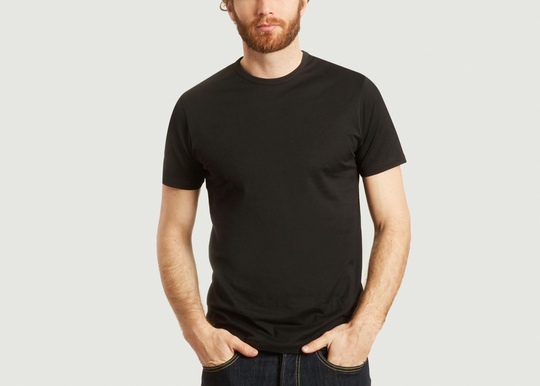 T Classic Classic SunspelL'exception Shirt Noir T Shirt T Shirt Classic Noir SunspelL'exception Noir 0vm8PyONnw