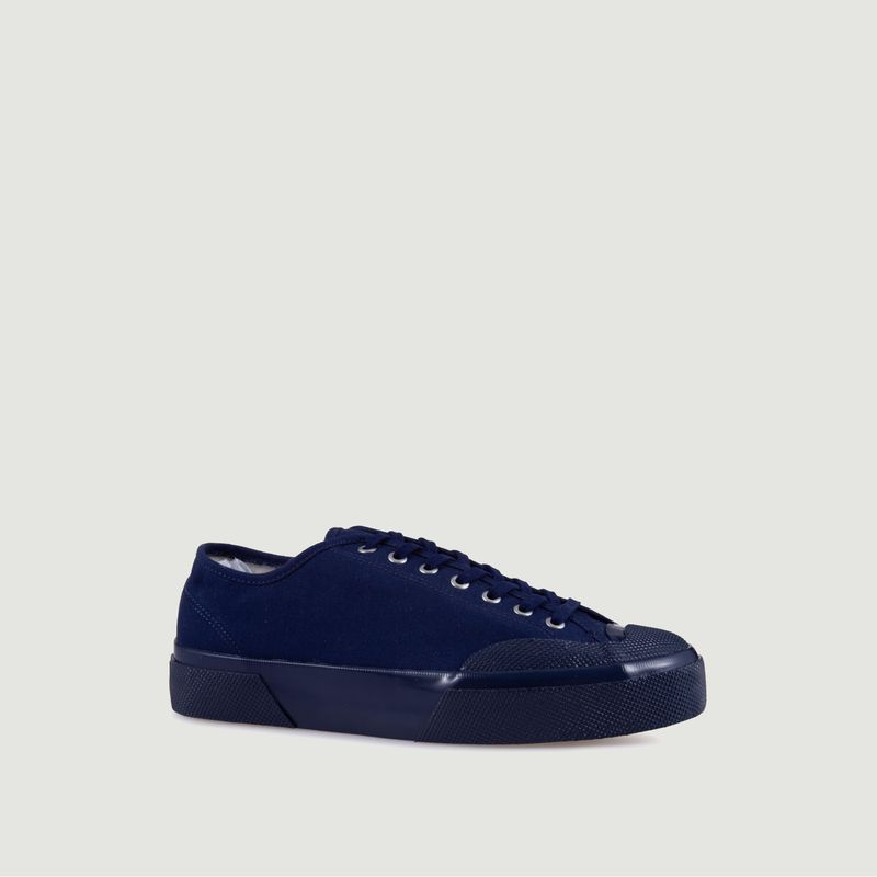 Sneakers basses en toile Moleskin 2432-W - Superga