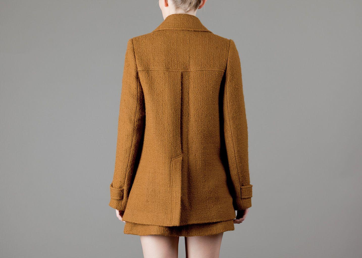 Dursley Coat - Suzie Winkle