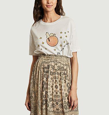 T-shirt Djelu Snoopy