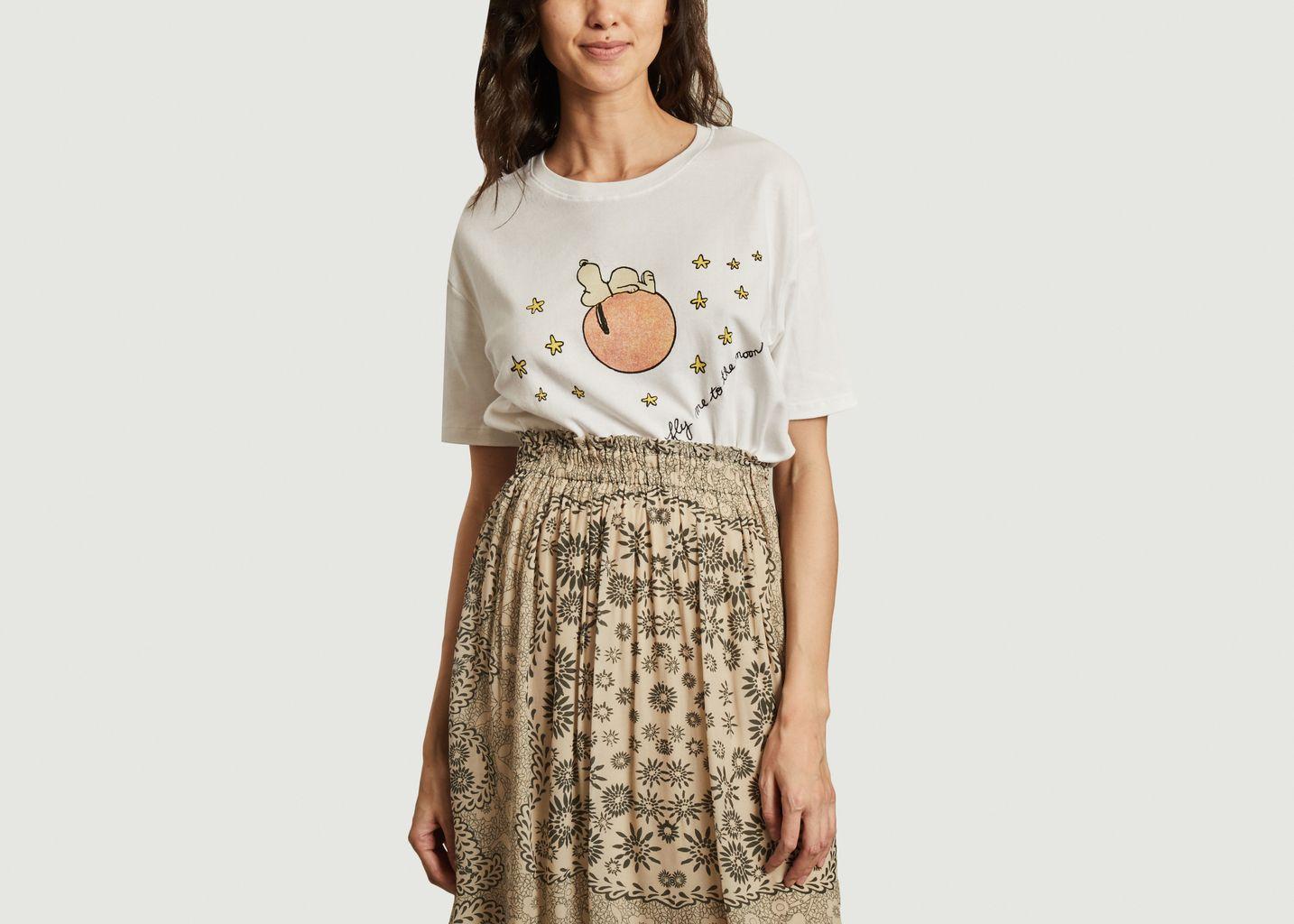 T-shirt Djelu Snoopy - Swildens