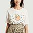 matière T-shirt Djelu Snoopy - Swildens