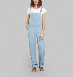 Qitty Dungarees