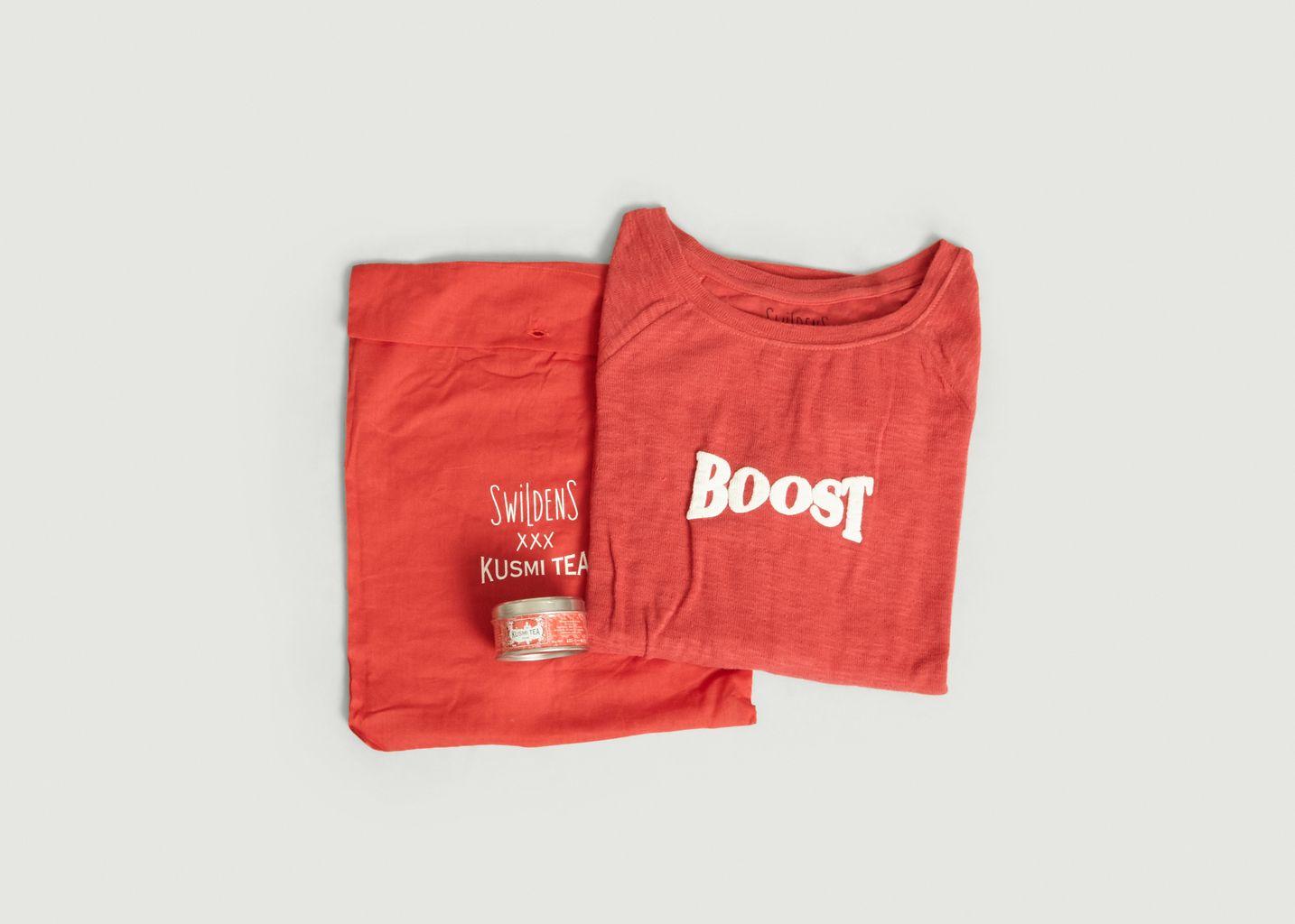 Sweat x Kusmi Tea Boost - Swildens