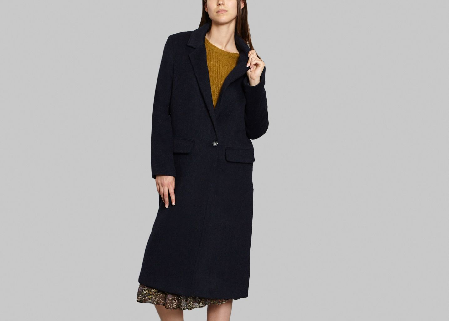 Manteau Long - Swildens
