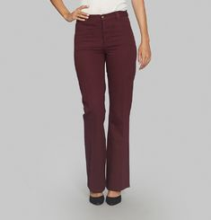 Flare Pixel Trousers