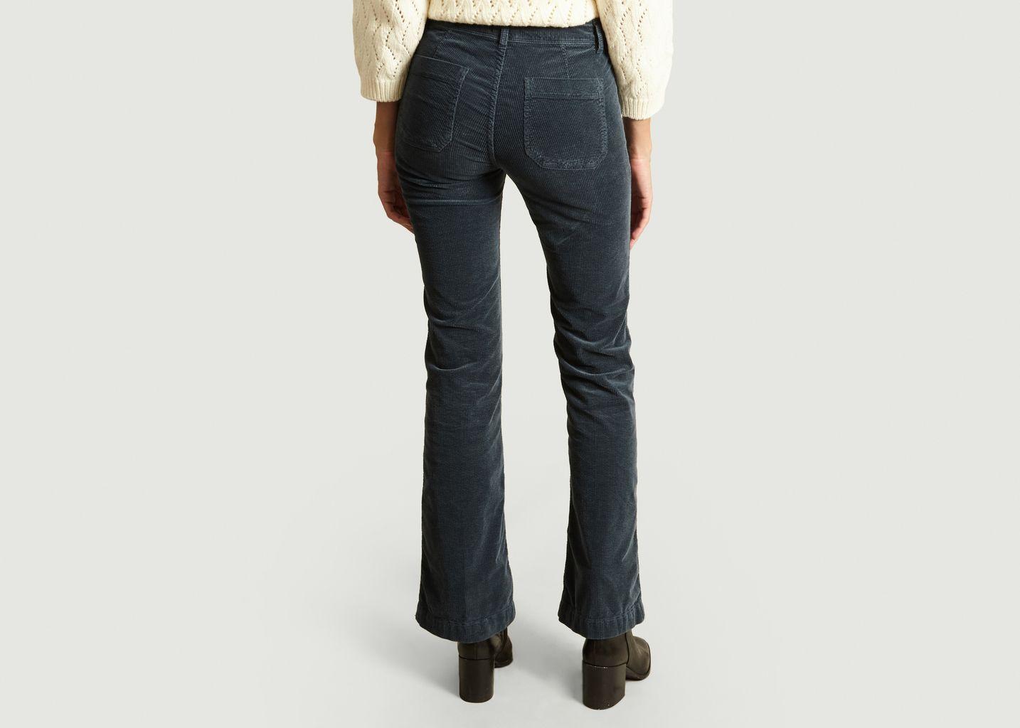 Pantalon Velours Côtelé - Swildens