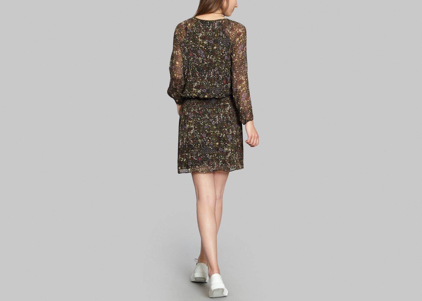 Robe Fleurie - Swildens