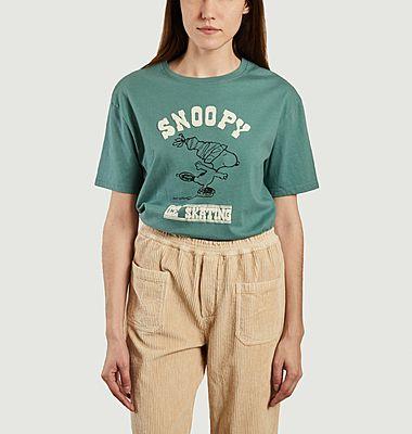 T-shirt imprimé Djela Swildens x Snoopy