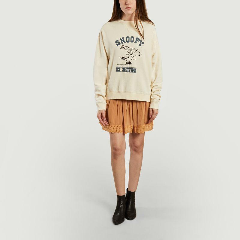 Sweatshirt imprimé Duda Swildens x Snoopy - Swildens
