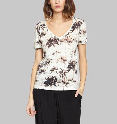 T-shirt Qitin