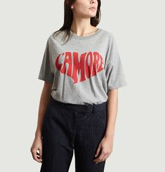 T-Shirt Print L'Amore Valia
