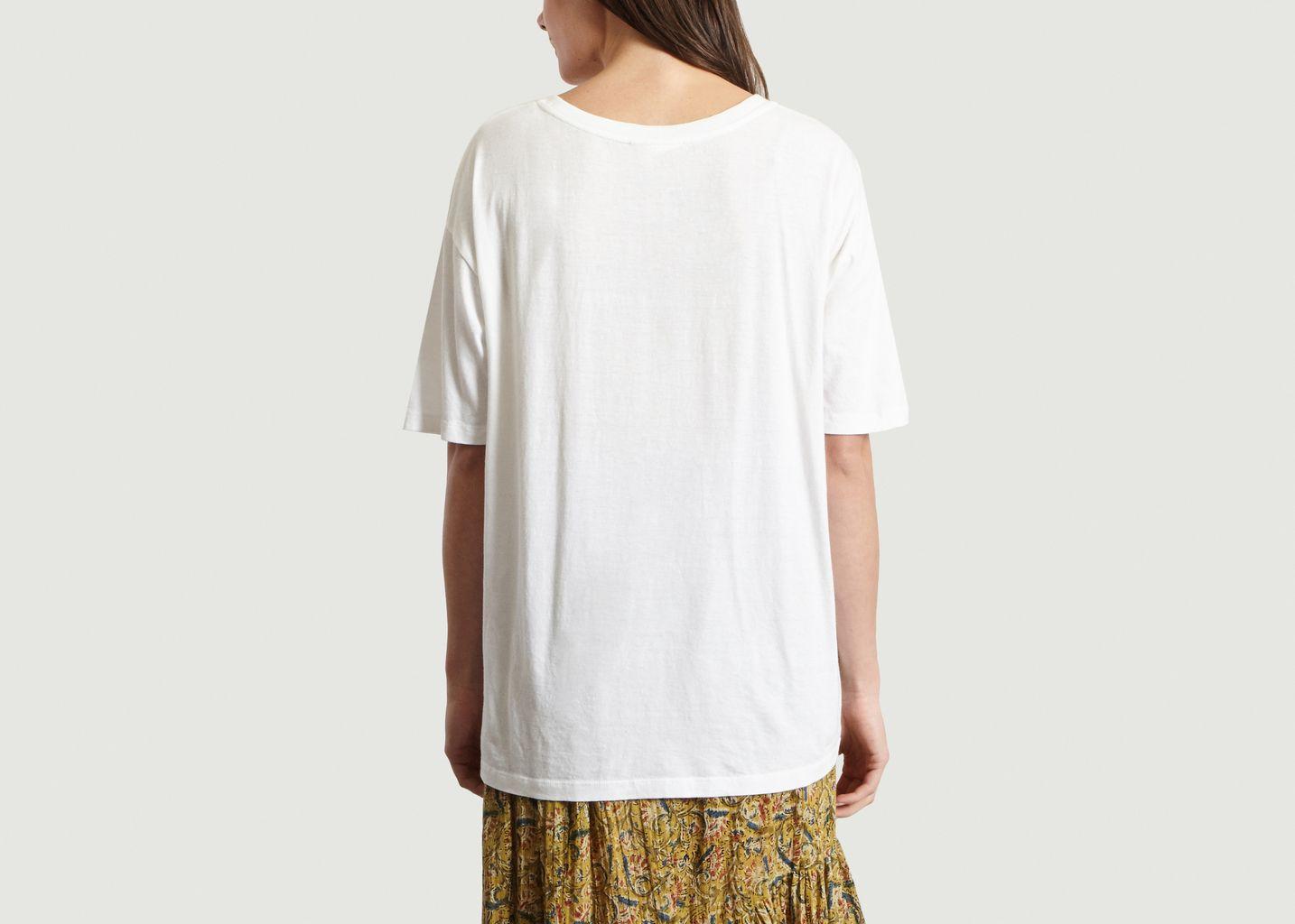 T-Shirt Print Snoopy Vago - Swildens