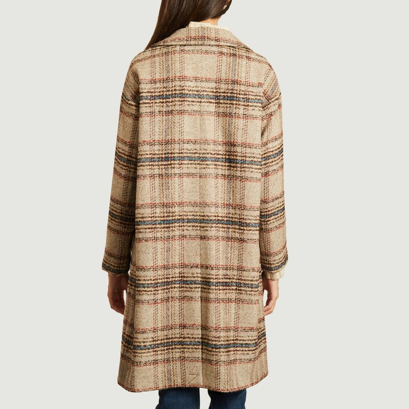 Manteau à carreaux Carl - Swildens
